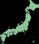 NURO光のサービス提供エリア(全国都道府県別)