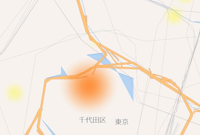 OCN障害マップ(縮小3)