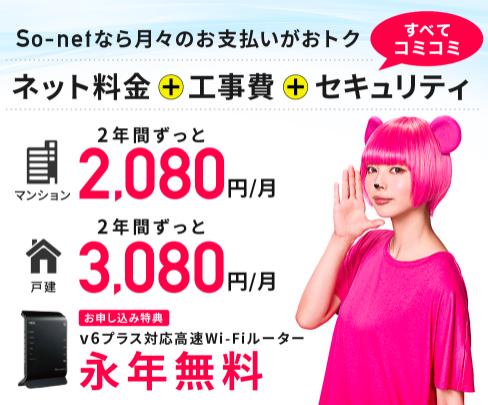So-net光×SONY